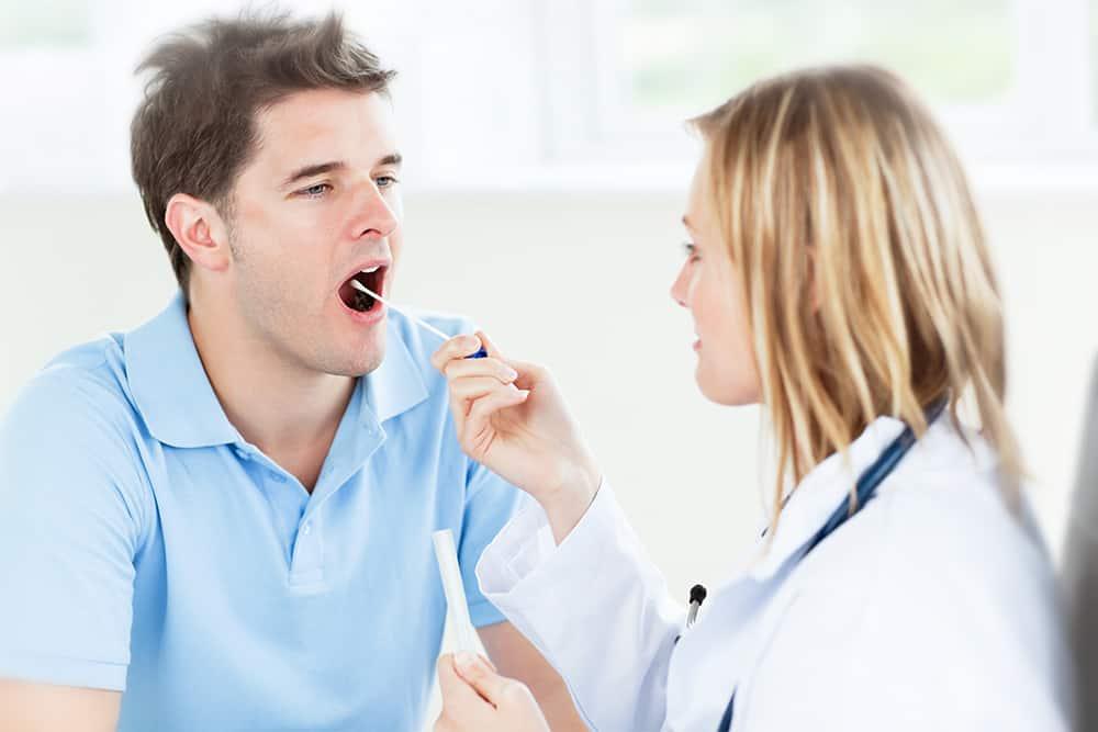 Oral SalivaDrug Testing